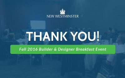 Presentations from Fall 2016 Builder & Designer Breakfast