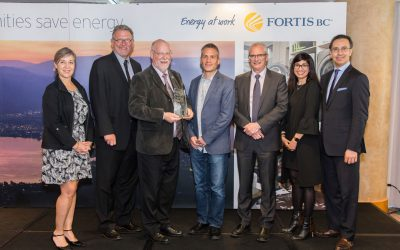 FortisBC Recognizes City of New Westminster With Energy in Action Award
