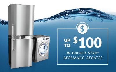 ENERGY STAR® Appliance Rebates for Fall 2017