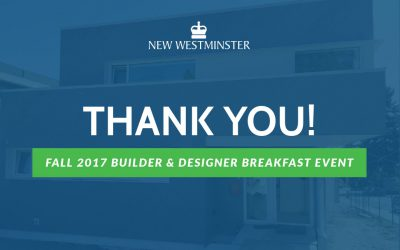 Presentation From The Fall 2017 Builder & Designer Breakfast
