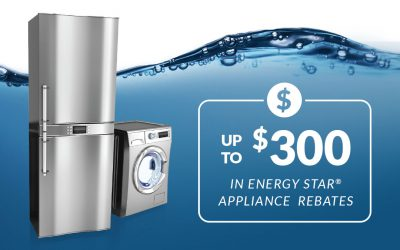 Energy Star® Appliance Rebates Are Back
