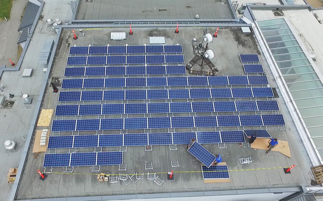 Urban Solar Garden – Second Array Announced