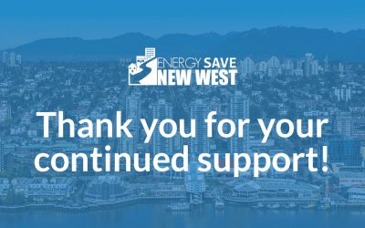 Energy Save New West – 2018 Year in Review