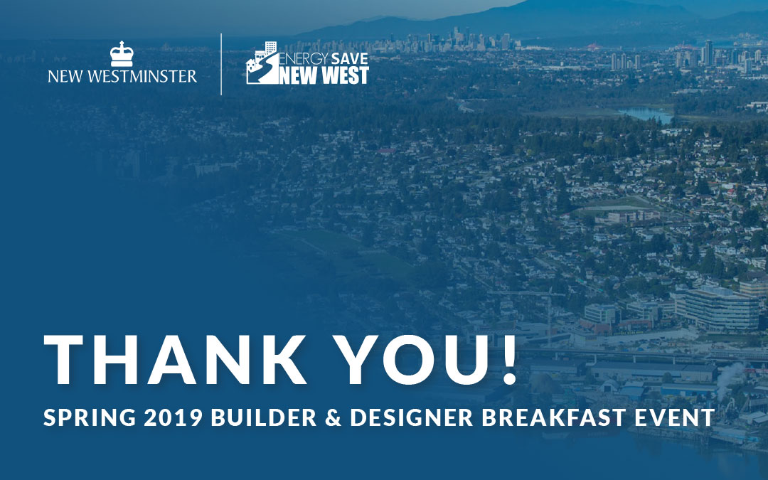Presentations From Spring 2019 Builder And Designer Breakfast
