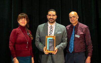 Urban Solar Garden project recognized with 2019 Environmental Award