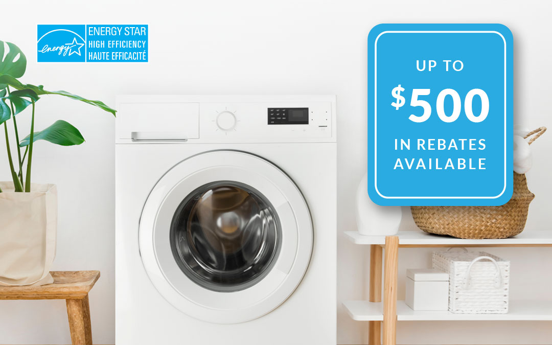 ENERGY STAR® Appliance rebates for 2020 are back!