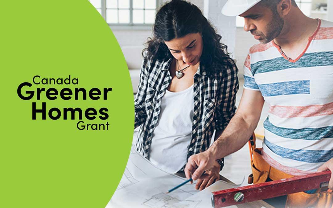 Canada Greener Homes Grant and CleanBC Better Homes Rebate Programs